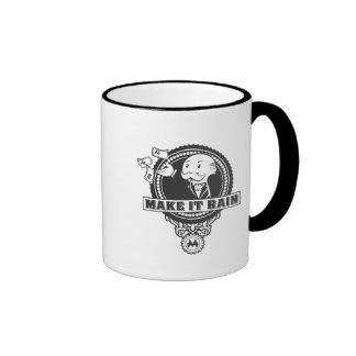 Make it Rain Ringer Coffee Mug