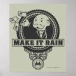 Make it Rain Poster