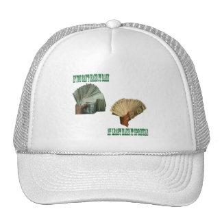 Make It Rain & Sprinkle Hat