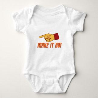 Make It So! Baby Bodysuit