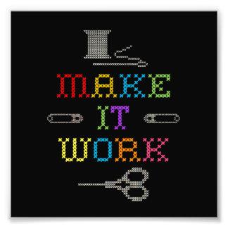 Make It Work Fashion Photo Art