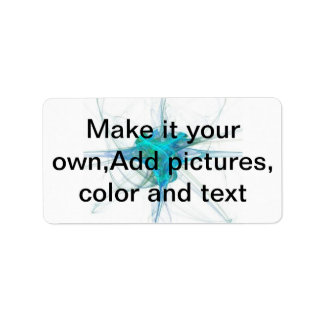 Make it your own,Add pictures, color and text Labels