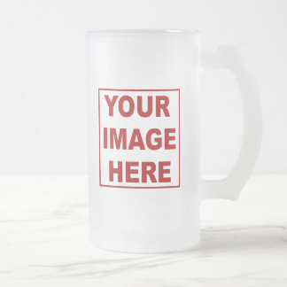 Make It Yourself Frosted Glass Mug