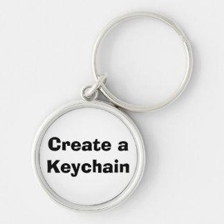 Make it Yourself Keychain