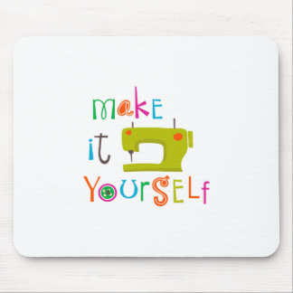 MAKE IT YOURSELF MOUSE PAD