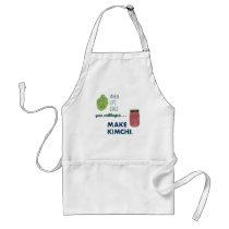 Make Kimchi! Adult Apron