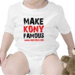 Make Kony Famous - Kony 2012 Shirt