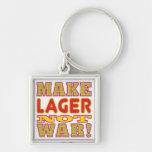 Make Lager Key Chains