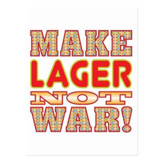 Make Lager v2b Postcard