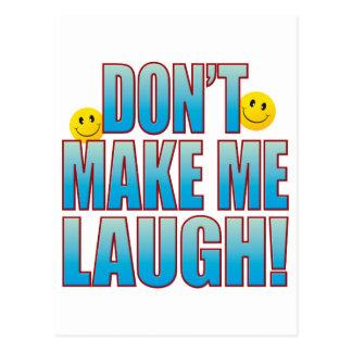Make Laugh Life B Postcard
