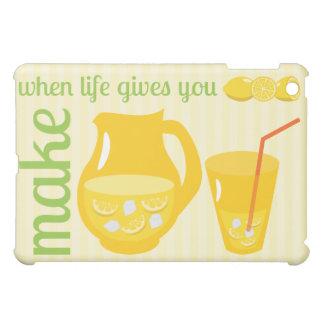 Make Lemonade Case For The iPad Mini