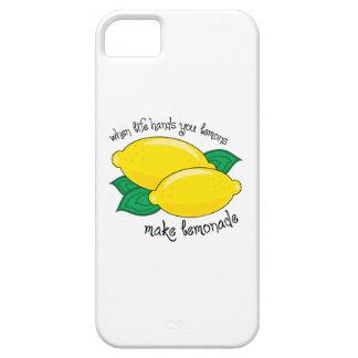 Make Lemonade iPhone SE/5/5s Case