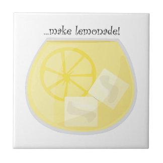Make Lemonade Tile