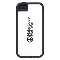 Make love not war case for iPhone SE/5/5s