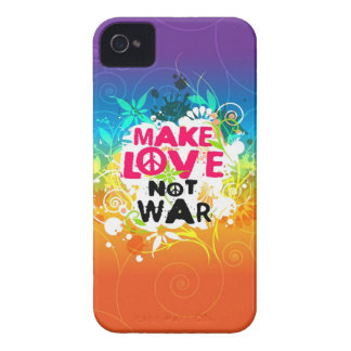 Make Love Not War iPhone 4 Case