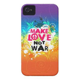 Make Love Not War iPhone 4 Case
