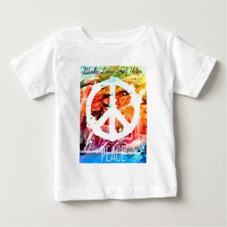Make Love Not War Peace T Shirt