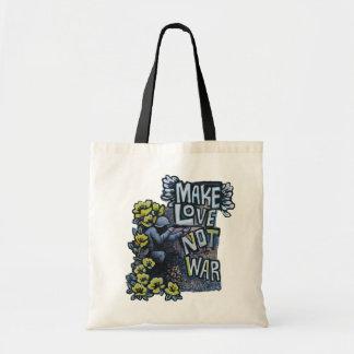 Make Love, Not War: Propaganda Tote-Bags Tote Bag