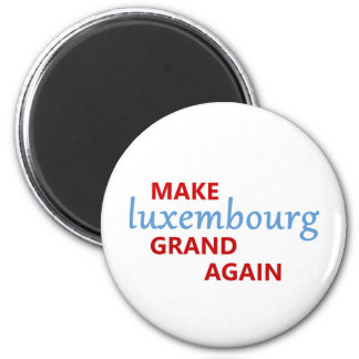 Make Lux Grand Again! Magnet (Colorful)