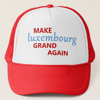 Make Lux Grand Again! Trucker Hat (Colorful)