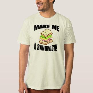Make Me A Sandwich Shirt