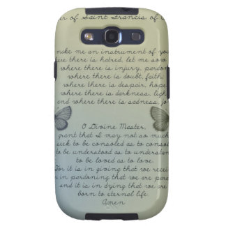 Make Me An Instrument Samsung Galaxy SIII Cover