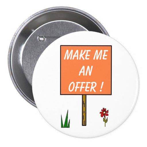 MAKE ME AN OFFER! - button
