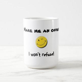 Make me an offer-Mug Coffee Mug