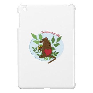 Make Me Go Wild iPad Mini Cases