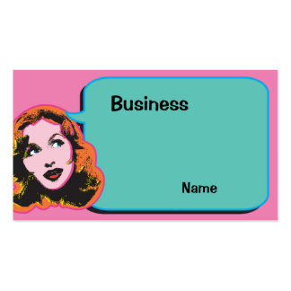 Make Me Laugh Double-Sided Standard Business Cards (Pack Of 100)