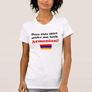 Make Me Look Armenian Women's Light Shirts