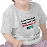 Make Me Look Bahamian Infant/Toddler Apparel Shirts