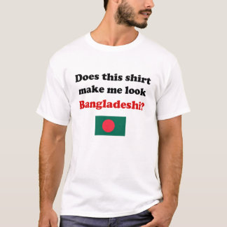 Make Me Look Bangladeshi Men's Light Shirts
