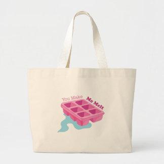 Make Me Melt Jumbo Tote Bag