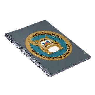 Make me purr notbook notebook