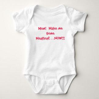 Make me some Meatloaf Baby Bodysuit