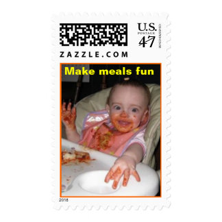 Make Meals Fun Postage