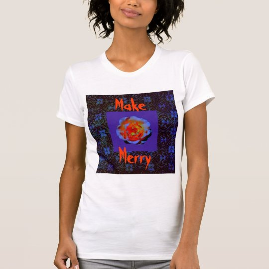 Make Merry Halloween t-shirt