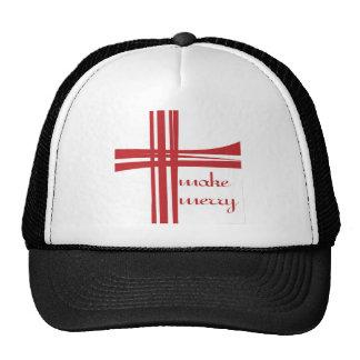 Make Merry Mesh Hat