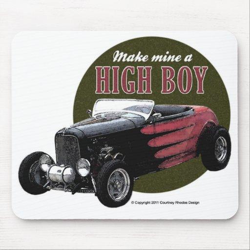 Make mine a mouse pad