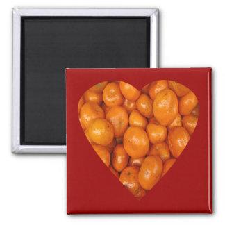 Make Mine Orange Magnet