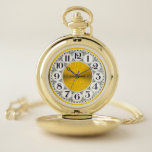 "Make Mine Vintage Pocket Watch<br><div class=""desc"">Pocket watches are the portable timepiece made with love. They have made a serious come back as the perfect gift for you, your parents, spouse, kids, friends, and are intended for everyday use, special occasions and continue to be the perfect corporate giveaways for office staff, employees , and retirees in...</div>"