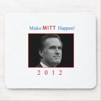 Make Mitt Happen! Mouse Pad