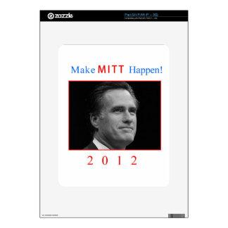 Make Mitt Happen! iPad Skins