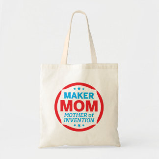 Make Mom Tote Bag