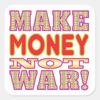 Make Money v2 Square Sticker