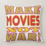 Make Movies Pillow