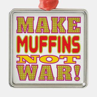 Make Muffins Christmas Ornaments