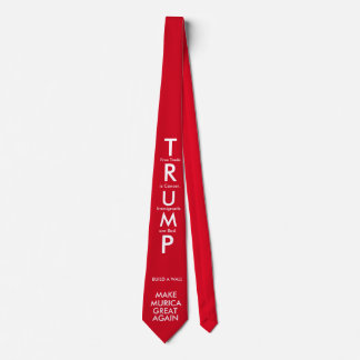 Make Murica Great Again Neck Tie