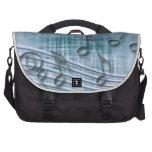 Make music 03 blue bag for laptop
